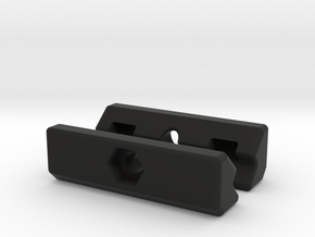 Mount_Parts in Black Natural Versatile Plastic