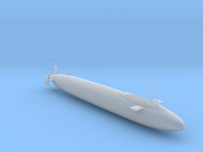 (1/350) US Navy CONFORM Submarine in Smooth Fine Detail Plastic