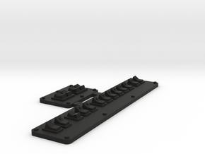 Switches  in Black Premium Versatile Plastic: 1:10