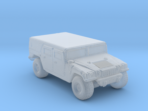 M1035a1 Hardtop 160 scale in Smooth Fine Detail Plastic