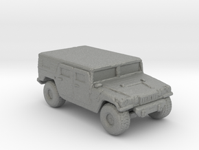 M1035a1 Hardtop 285 scale in Gray PA12