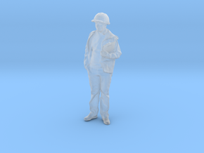 Printle C Homme 1606 - 1/72 - wob in Smooth Fine Detail Plastic