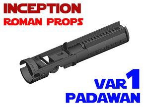 Roman Props Inception - Padawan Var 1 in White Natural Versatile Plastic
