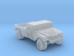 M1038 up armored 160 scale in Smooth Fine Detail Plastic