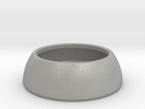 DOMOCLIP Paperclip Jar in Aluminum
