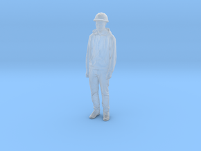 Printle C Homme 1596 - 1/72 - wob in Smooth Fine Detail Plastic