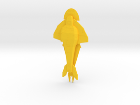 Cardassian Union - Keldon in Yellow Processed Versatile Plastic
