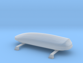 1/64 Thule Roof Cargo Box  in Smoothest Fine Detail Plastic