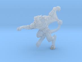 Gargoyle - unit 3 - Miniature 28/30mm Scale in Smoothest Fine Detail Plastic