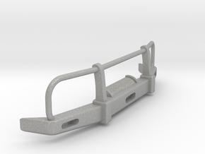 RC Toyota Hilux Bullbar 1:16 scale in Aluminum