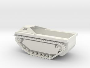 1/100 Scale LVT-3 in White Natural Versatile Plastic