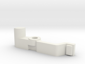 Onity FDS mechanical lever replacement part in White Natural Versatile Plastic