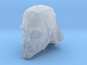 head 4 medium hair in Smooth Fine Detail Plastic
