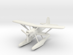 Heinkel He 114 1/192 in White Natural Versatile Plastic