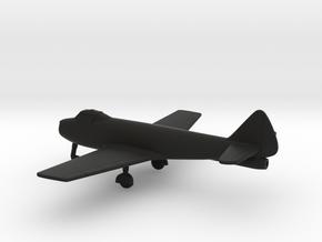 FMA IAe.27 Pulqui I in Black Natural Versatile Plastic: 1:160 - N