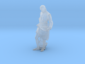 Printle V Homme 1368 - 1/72 - wob in Smooth Fine Detail Plastic