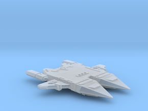 3125 Scale Orion Double Raider CVN in Smooth Fine Detail Plastic