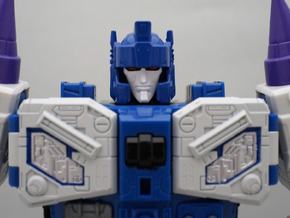POTP overlord normal faceplate for titansreturn in Smoothest Fine Detail Plastic