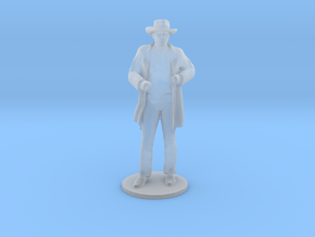the Gambler in Smoothest Fine Detail Plastic: 1:64 - S