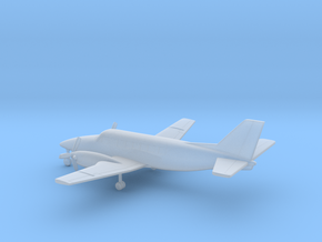 Beechcraft Model 99 Airliner in Smooth Fine Detail Plastic: 6mm