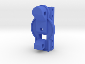 CA MP5K Receiver Picatinny Mount Adapter in Blue Processed Versatile Plastic