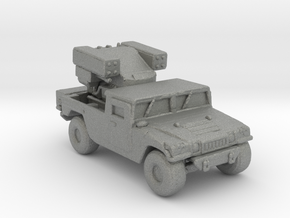 M1097 Avenger 285 scale in Gray PA12