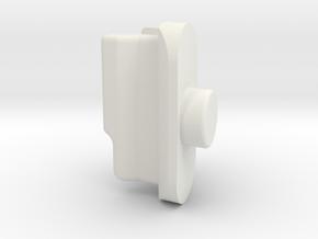 Bose QC-35 Replacement Power Switch in White Premium Versatile Plastic