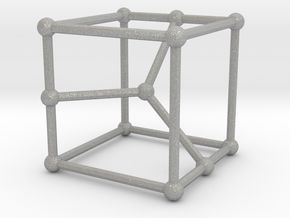 Cubic graph on 12 vertices with girth = 5, no. 2 in Aluminum: Small