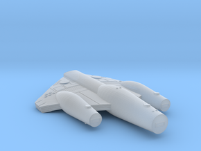 3125 Scale ISC Star Cruiser (CA) SRZ in Smooth Fine Detail Plastic