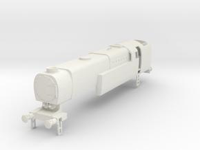 b-87-q1-loco-0-10-4T in White Natural Versatile Plastic