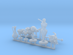 Altar, Magic, and Ritual items for roleplay games. in Smoothest Fine Detail Plastic
