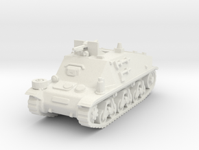 Belehlpanzer 38 H scale 1/87 in White Natural Versatile Plastic