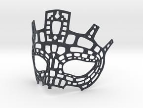 Fine Mask in Black PA12
