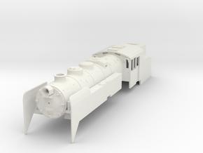 Pr2 öljykäyttöinen in White Natural Versatile Plastic