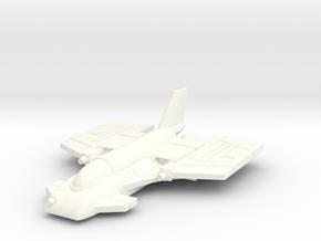 144 f10 cheetah  in White Processed Versatile Plastic