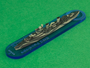 HMS Penelope 1/1800 in Black Hi-Def Acrylate