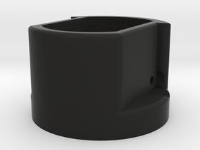 Drehknopf Steuerhebel V4 in Black Natural Versatile Plastic