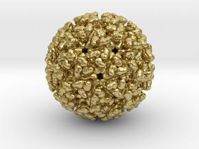 Chikungunya Virus (Various Metals) in Natural Brass