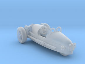 Morgan 3 Wheeler  1:120 TT in Smooth Fine Detail Plastic