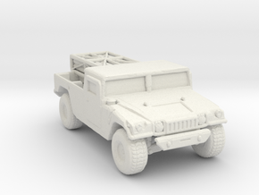 M1097a1 EFOGP 220 scale in White Natural Versatile Plastic