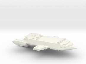 3125 Scale Orion Heavy Cruiser (CA) CVN in White Natural Versatile Plastic