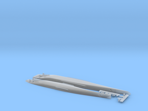 lower hulls for 70012 and 70013 in Smooth Fine Detail Plastic
