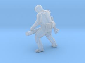 Swat-team - door ram  in Smoothest Fine Detail Plastic