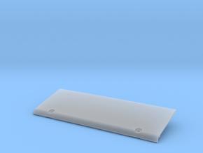 Tamiya Blazing Blazer Rear Roof Wing Panel in Smooth Fine Detail Plastic