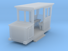LBB Coach 1914 - H0f in Smooth Fine Detail Plastic: 1:87 - HO
