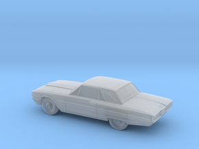 1/64 1964 Ford Thunderbird in Smooth Fine Detail Plastic