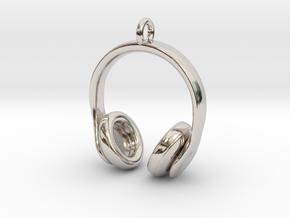 Headphones Jewel in Platinum