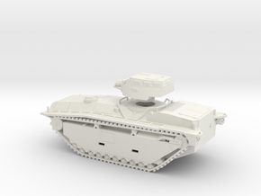 1/87 LVT(A)-5 Amtank (Modified) in White Natural Versatile Plastic