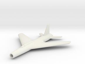 (1:144) LFA Strahljäger-Projekt (#2) in White Natural Versatile Plastic