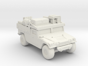 M1097a2 CUSV ver2 160 scale in White Natural Versatile Plastic